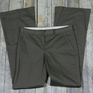 Theory Khaki Dress Pants